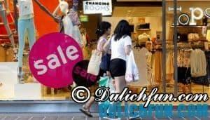 Du lịch Thái Lan nên mua gì làm quà, mua sắm chất lượng, rẻ?