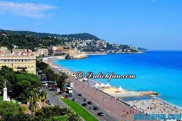 Du lịch Pháp nên đi đâu chơi, tham quan? Địa điểm du lịch nổi tiếng ở Pháp