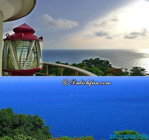 Những điểm tham quan ở Thổ Chu. Cẩm nang du lịch Thổ Chu, địa điểm ngắm cảnh, chụp ảnh đẹp nhất ở đảo Thổ Chu
