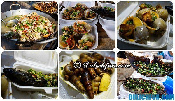 Địa chỉ ăn uống, vui chơi ở Vũng Tàu. Tour Vũng Tàu 2 ngày 1 đêm