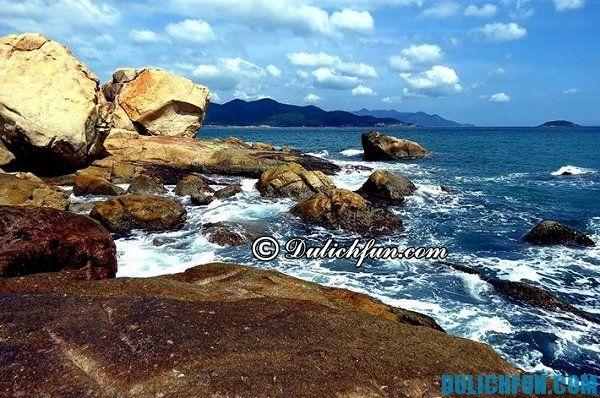 Hòn Ghềnh địa điểm du lịch nổi danh nhất Phan Thiết. Địa điểm du lịch đẹp ở Phan Thiết