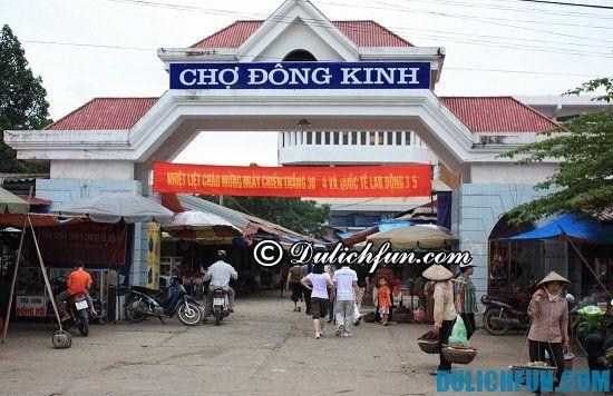 Hướng dẫn trả giá, mặc cả, mua đồ tại các chợ ở Lạng Sơn: mua sắm những gì ở Lạng Sơn