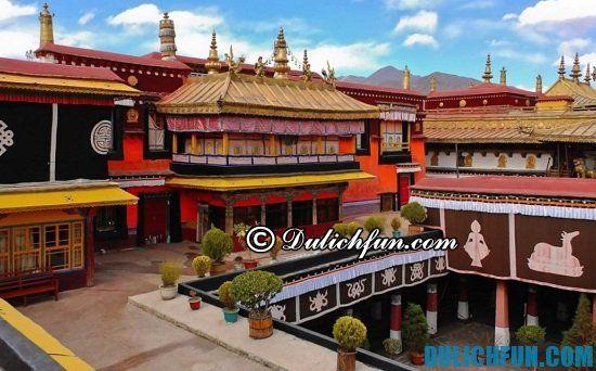 Chùa Đại Chiêu (Jokhang), điểm tham quan du lịch ở Tây Tạng nhất định bạn phải tới