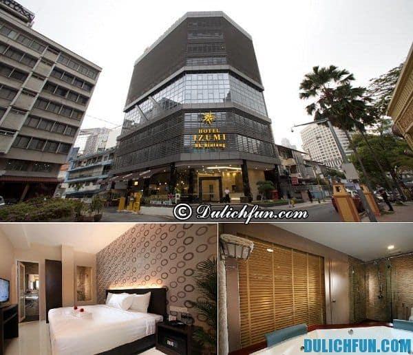 Du lịch Kuala Lumpur nên ở đâu? Khách sạn tốt, chất lượng ở Kuala Lumpur