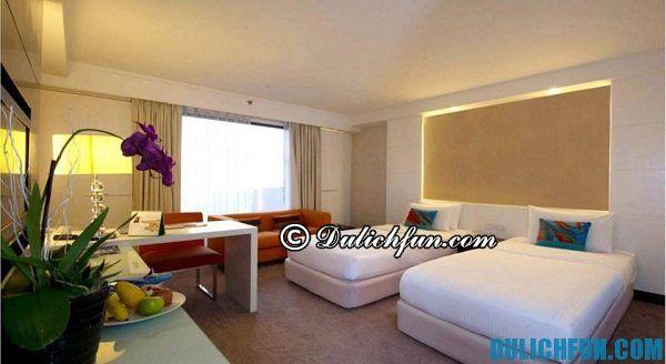 Khách sạn tốt nên ở tại Kuala Lumpur. Nơi lưu trú tốt ở Kuala Lumpur
