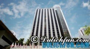 Khách sạn tốt nên ở tại Kuala Lumpur