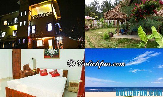 Khách sạn bình dân gần biển Nhật Lệ Quảng Bình yên tĩnh, thoáng mát: Du lịch biển Nhật Lệ ở khách sạn nào đẹp, giá rẻ?