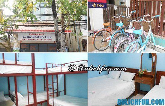 Khách sạn bình dân giá rẻ ở Vientiane Lào chất lượng tốt: Địa chỉ nhà nghỉ sạch sẽ ở Lào