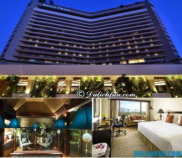 Nên ở khách sạn nào khi du lịch Manila? Khách sạn tốt, chất lượng cao ở Manila