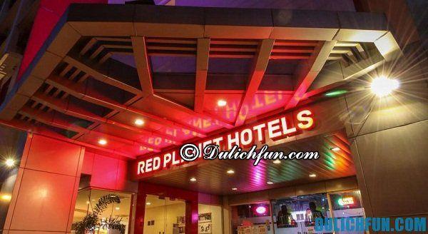 Kinh nghiệm đặt phòng khách sạn ở Manila. Tới Manila nên ở khách sạn giá rẻ nào?