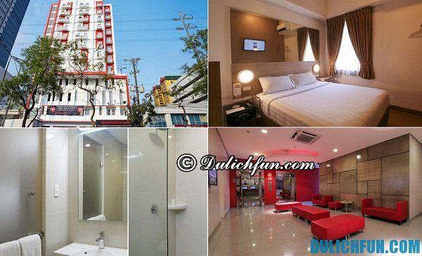Khách sạn bình dân giá rẻ ở Manila. Nên ở khách sạn giá rẻ nào ở Manila?