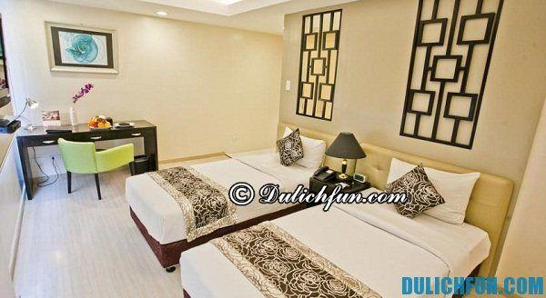 Khách sạn bình dân giá rẻ ở Manila. Du lịch Manila nên ở đâu?