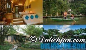 Khách sạn, resort sang trọng ở Ninh Bình view đẹp, hiện đại
