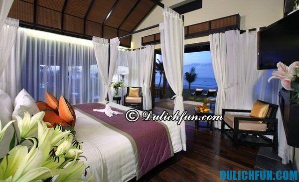 Khách sạn cao cấp, sang trọng, tiện nghi hiện đại, view đẹp ở Phan Thiết. Kinh nghiệm du lịch Phan Thiết