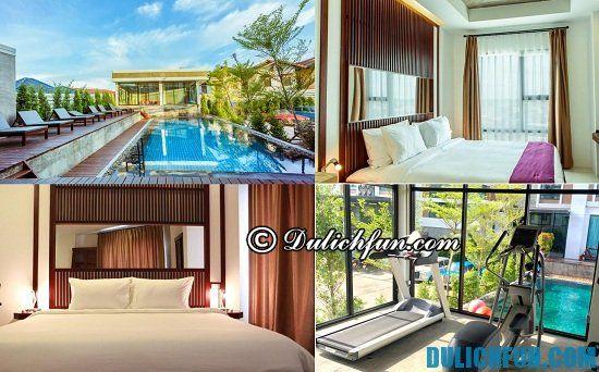 Khách sạn chất lượng cao ở Viêng Chăn view đẹp, vị trí thuận lợi: Khách sạn có bể bơi ở Vientiane rộng rãi, gần điểm du lịch