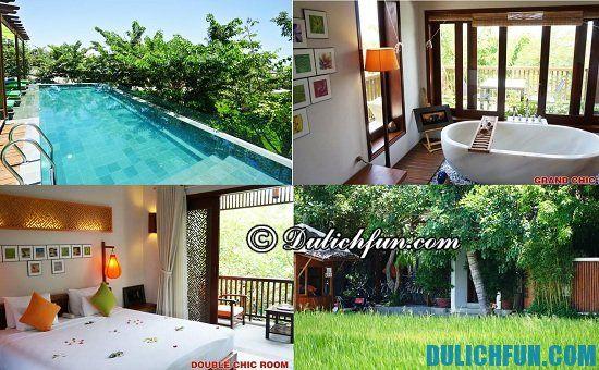 Khách sạn đẹp ở Hội An cao cấp chất lượng tốt: Danh sách những khách sạn, resort 4, 5 sao cao cấp ở Hội An