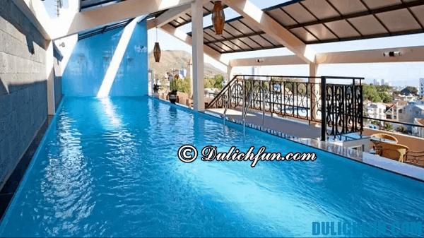 Du lịch Vũng Tàu nên ở khách sạn nào rẻ, đẹp lại có hồ bơi?