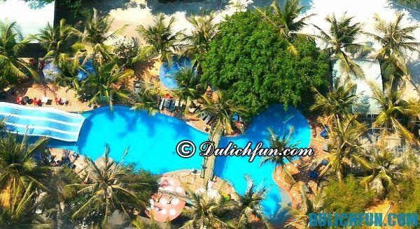 Khách sạn giá rẻ ở Vũng Tàu có hồ bơi đẹp