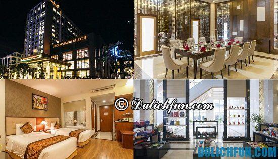 Khách sạn giá rẻ gần biển Nhật Lệ Quảng Bình: Khách sạn nào ven biển Nhật Lệ Quảng Bình chất lượng tốt, tiện nghi
