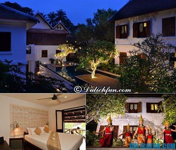 Khách sạn cao cấp ở Luang Prabang