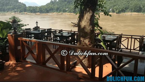 khách sạn giá rẻ ở Luang Prabang. Nơi lưu trú đẹp giá tốt ở Luang Prabang