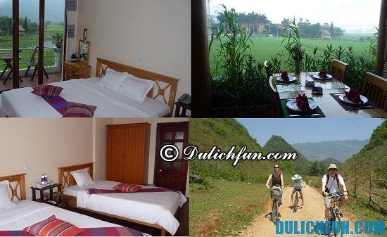 Khách sạn giá rẻ ở Mai Châu chất lượng tốt, thoáng mát: Địa chỉ các khách sạn ở Mai Châu rẻ đẹp