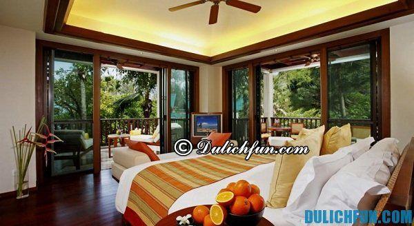 Khách sạn, khu nghỉ dưỡng cao cấp ở Krabi. Kinh nghiệm du lịch Krabi đầy đủ nhất. Khách sạn giá rẻ ở Krabi