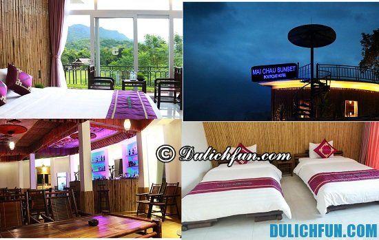 Khách sạn nào gần khu du lịch ở Mai Châu tốt nhất: Khách sạn bình dân nổi tiếng ở Mai Châu