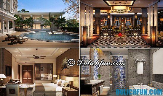 Khách sạn nào ở Ninh Bình chất lượng tốt, hiện đại, tiện nghi? Tư vấn khách sạn cao cấp sang trọng ở Ninh Bình