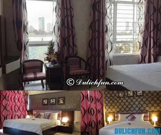 Khách sạn nào tốt ở gần sông Hàn giá rẻ chất lượng: khách sạn ven cầu sông Hàn, Đà Nẵng đẹp, tiện nghi