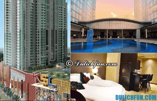 Nhà nghỉ, khách sạn ở Johor Bahru/ Nơi lưu trú ở Johor Bahru/ Du lịch Johor Bahru nên ở khách sạn nào?