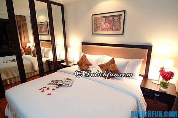 Khách sạn giá rẻ, view đẹp ở Koh Phi Phi Thái Lan