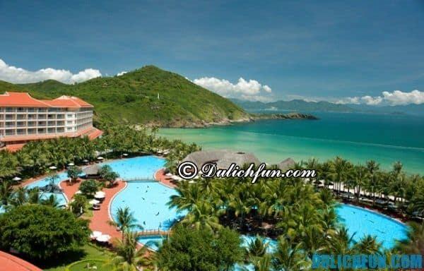 Hướng dẫn du lịch Vinpearl Land Nha Trang - thuê khách sạn tốt