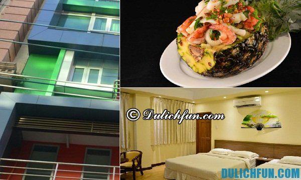 Khách sạn tốt ở Yangon. Du lịch Yangon nên ở khách sạn nào?