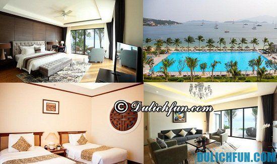 Khách sạn, resort 5 sao nào tốt ở Nha Trang hiện đại, tiện nghi đầy đủ: Resort 5 sao sang trọng, tiện nghi, hiện đại ven biển Nha Trang