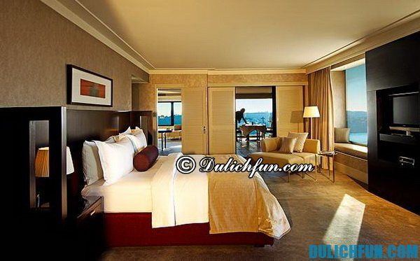 Hướng dẫn thuê phòng khách sạn ở Sydney, kinh nghiệm du lịch Sydney tự túc, giá rẻ