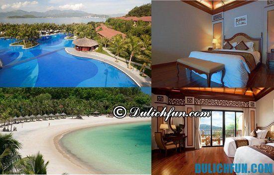 Khách sạn 5 sao sang trọng hiện đại ở Nha Trang sạch đẹp: Địa chỉ resort 5 sao nghỉ dưỡng đẳng cấp ở Nha Trang