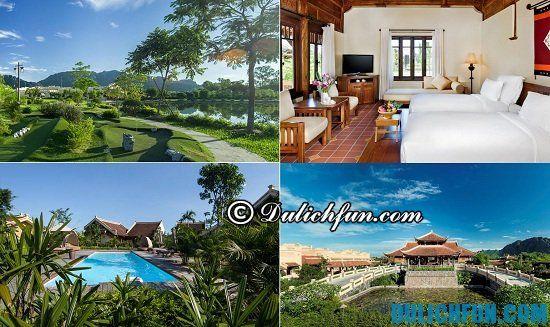 Khách sạn sang trọng ở Ninh Bình view đẹp, dịch vụ nghỉ dưỡng tốt: tư vấn nơi nghỉ dưỡng lý tưởng khi đi du lịch Ninh Bình