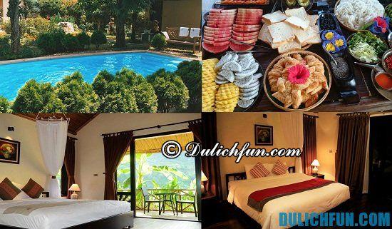 Khách sạn tiện nghi view đẹp ở Mai Châu: Các khách sạn vị trí tốt ở Mai Châu