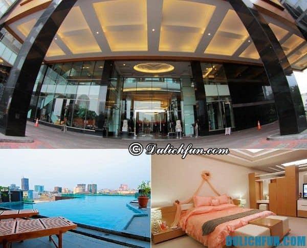 Khách sạn giá rẻ, đẹp, chất lượng ở Jakarta nên ở