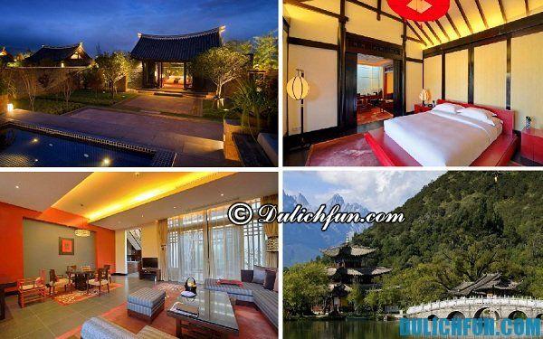 Kinh nghiệm du lịch Lệ Giang - Khách sạn