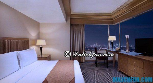 Khách sạn ở Jakarta giá rẻ, đẹp, chất lượng