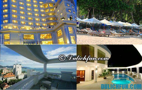 Khách sạn ven biển Nha Trang vị trí đẹp, hiện đại: Nên ở khách sạn nào khi đi du lịch Nha Trang