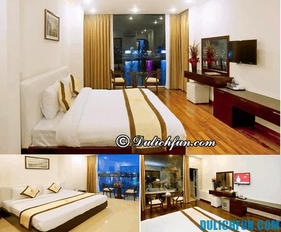 Khách sạn ven sông Hàn Đà Nẵng giá rẻ, chất lượng tốt: danh sách các khách sạn gần cầu sông Hàn, Đà Nẵng