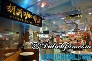 Top nhà hàng, địa chỉ ăn uống ở Kuala Lumpur ngon rẻ nên ghé