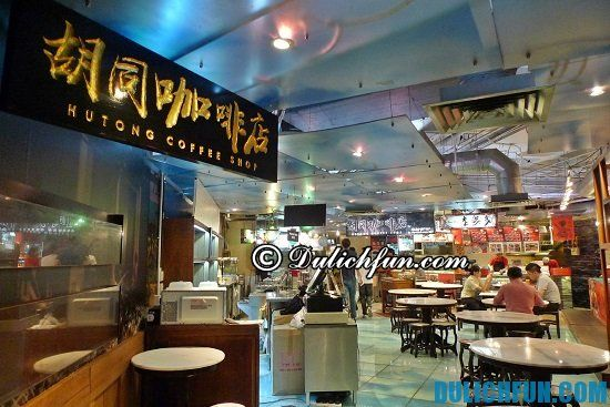 Địa chỉ ăn uống ngon rẻ nên ghé ở Kuala Lumpur