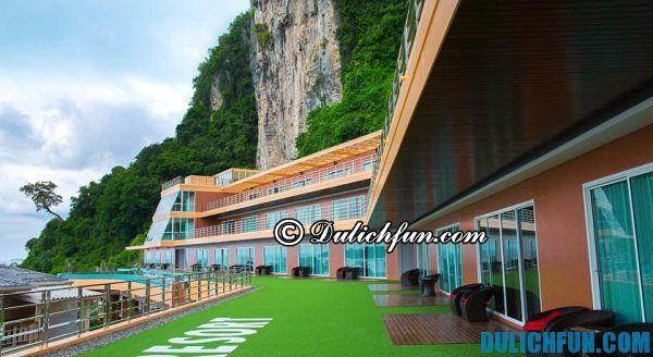 Khu nghỉ dưỡng, khách sạn cao cấp ở Koh Phi Phi, Kinh nghiệm du lịch Koh Phi Phi tự túc, giá rẻ