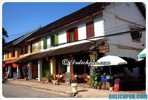 Những điểm tham quan hấp dẫn nhất ở Luang Prabang