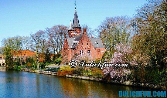 Chia sẻ kinh nghiệm du lịch Bỉ đầy đủ, chi tiết nhất: hướng dẫn du lịch Bỉ tự túc, giá rẻ