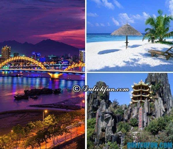 Hướng dẫn du lịch Huế - Đà Nẵng - Hội An tự túc